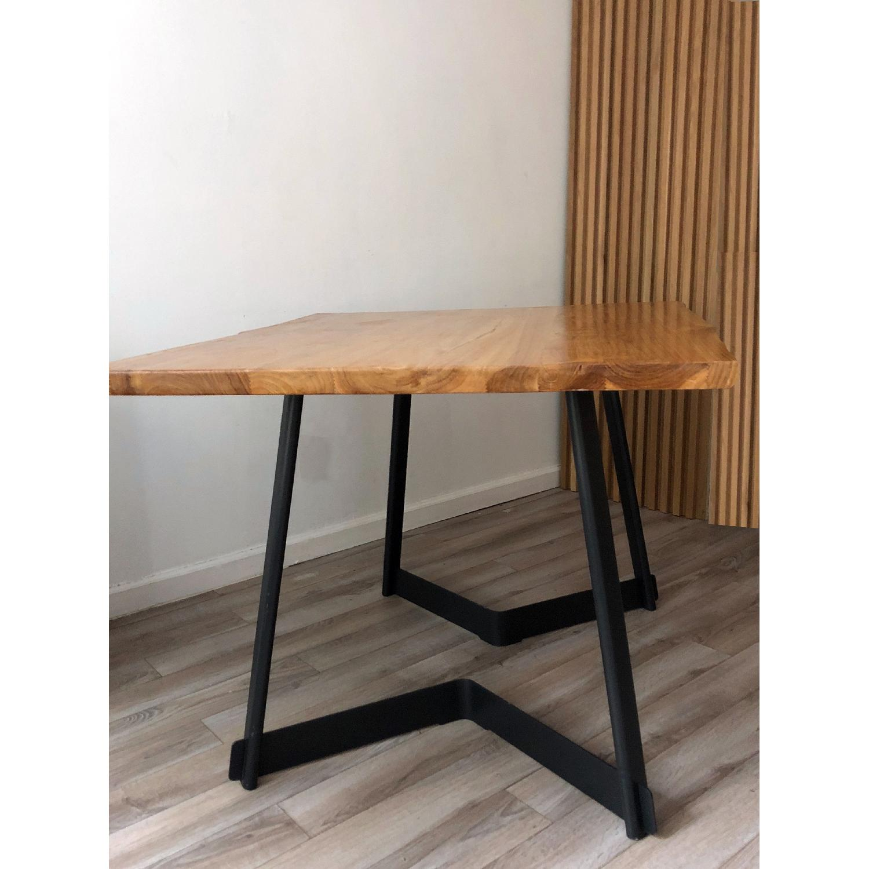 Custom Made Modern Industrial Table