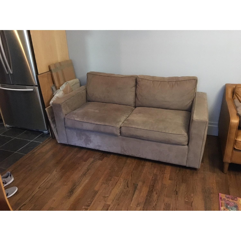 Superieur ... Room U0026 Board York Sofa In Dawson Cement 0 ...