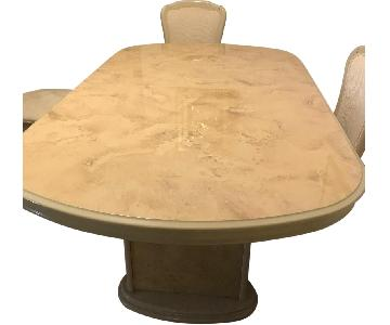 Round Dining Table w/ 5 Chairs