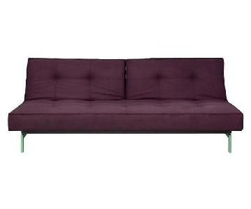 ABC Carpet and Home Crash Pad Futon Sofa