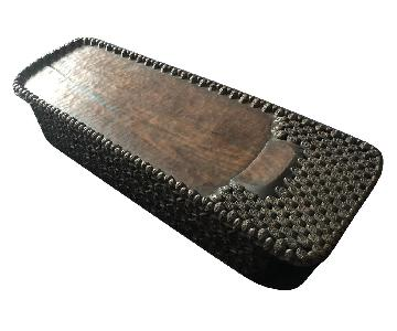 Vintage African Senufo Bench