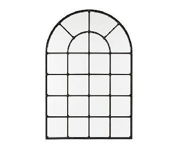 Crate & Barrel 3 Piece Grand Palais Mirror