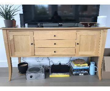 Room & Board Adams Modern Cabinet Credenza