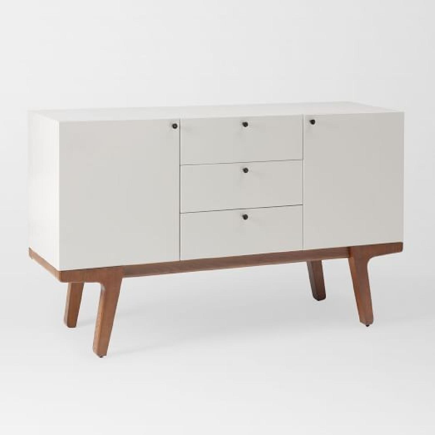 West Elm Dumont Modern Media Console