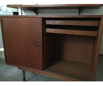 Mid Century Danish Teak Storage Unit