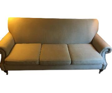 Pottery Barn Custom Brooklyn Upholstered Sofa