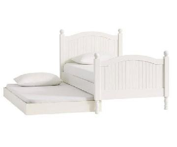 Pottery Barn Catalina Trundle Bed