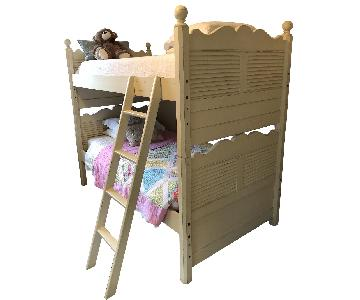 Lexington Furniture Cottage Cream Bunk Beds