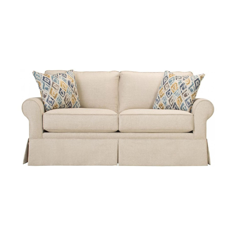 Raymour & Flanigan Lundie Full Sleeper Sofa