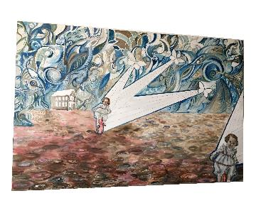 Kathleen Griffin Original Painting