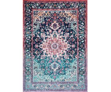 Rugs USA Classic Floral Medallion Rug