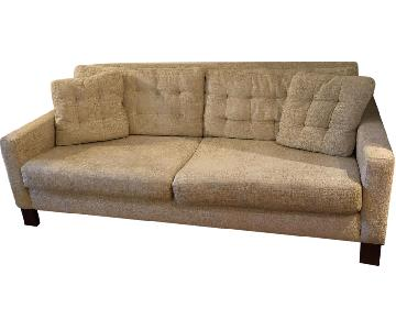Room & Board Beige Sofa