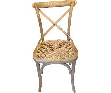 Restoration Hardware Madeleine Side Chairs ...