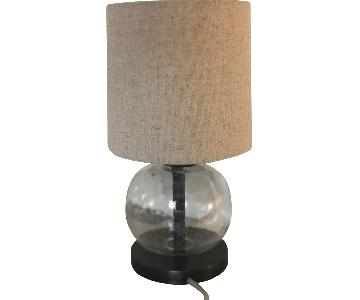 West Elm Mini Abacus Table Lamp