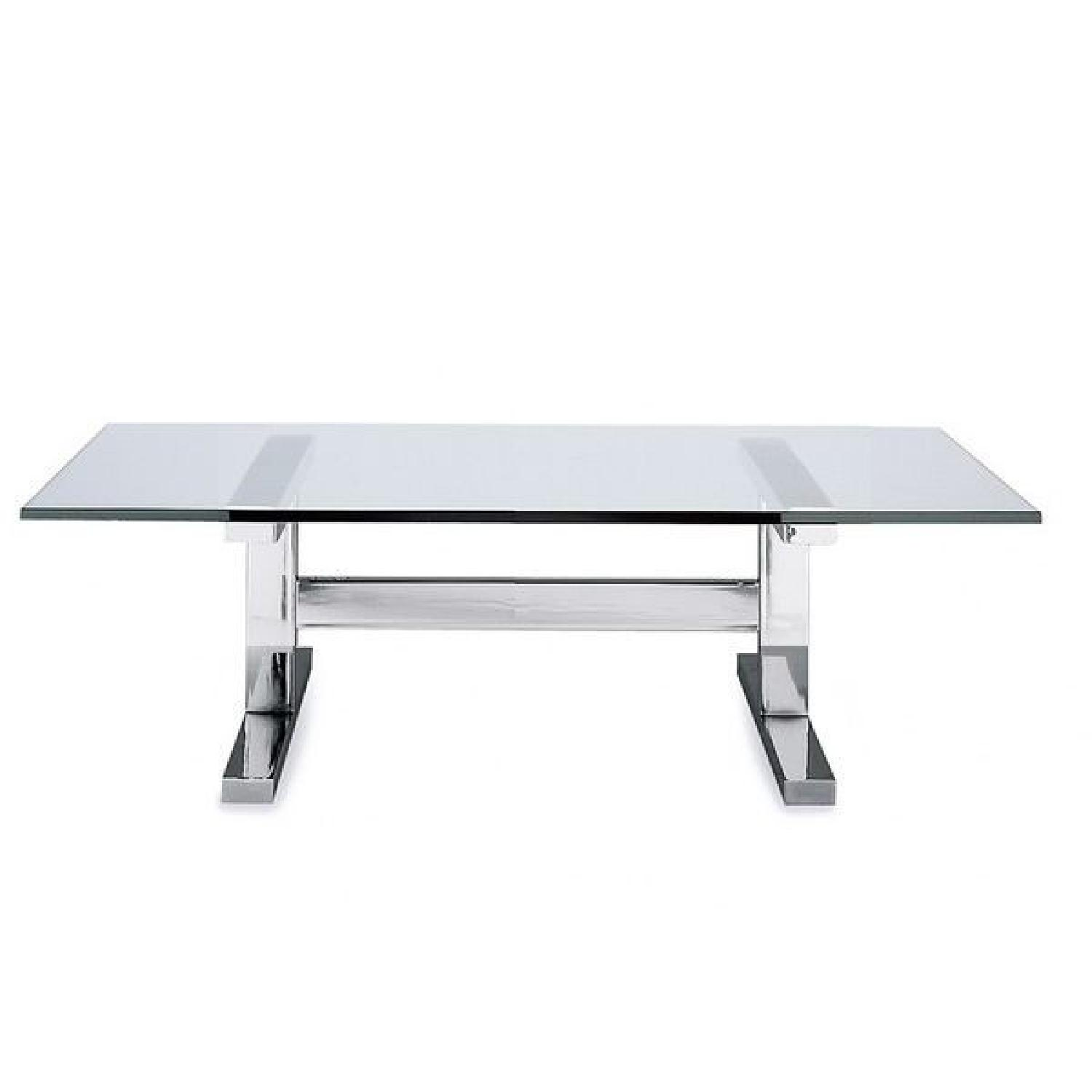 Williams Sonoma Mercer Coffee Table - image-0