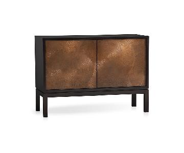 Crate & Barrel 2 Door Sideboard