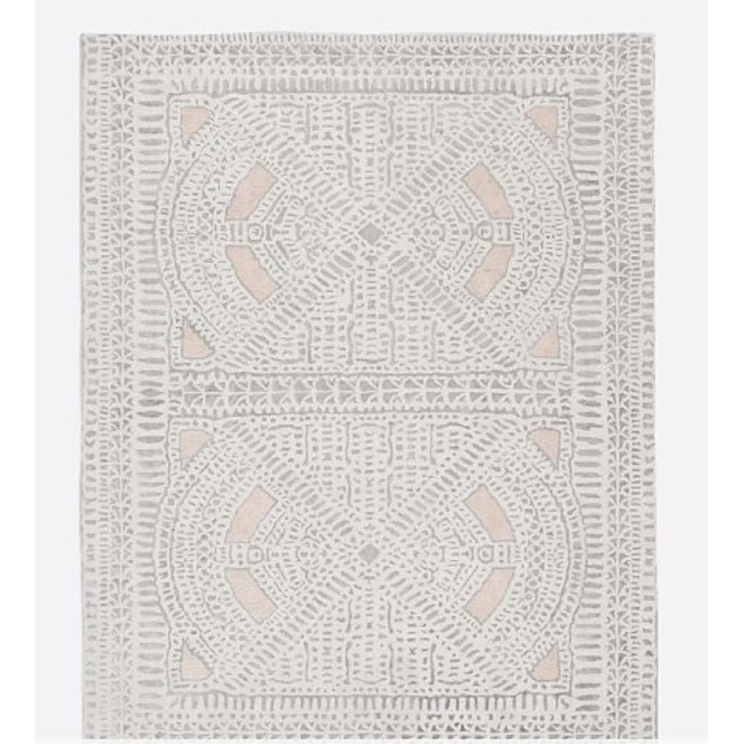 West Elm Dynasty Rug in Rosette