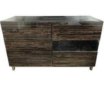 Ikea Custom Made Dresser/Media Unit