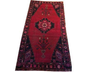 Vintage Multicolor Persian Rug