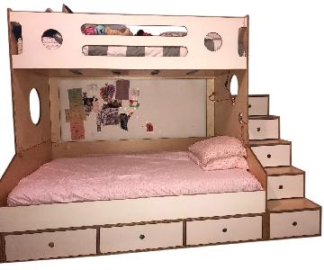 Casa Kids Marino Twin Over Full Bunk Bed
