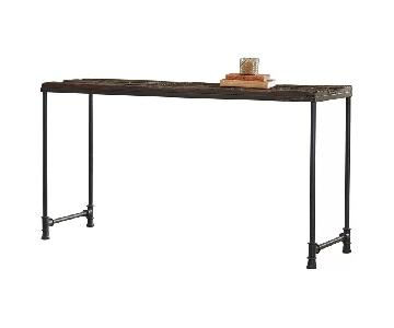 William Sheppee USA Saal Console Table