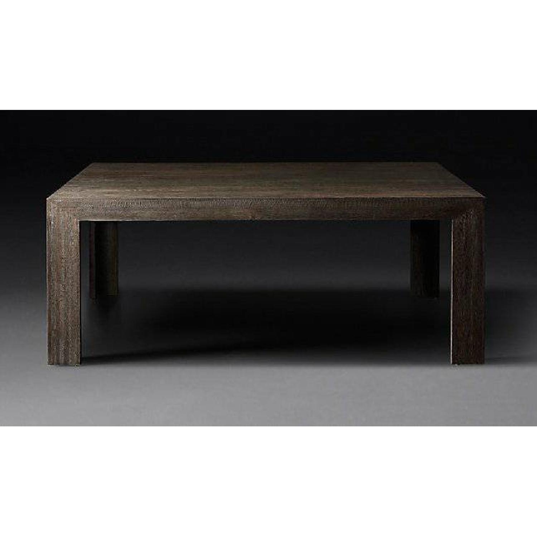 Restoration Hardware Machinto Square Dining Table - image-1