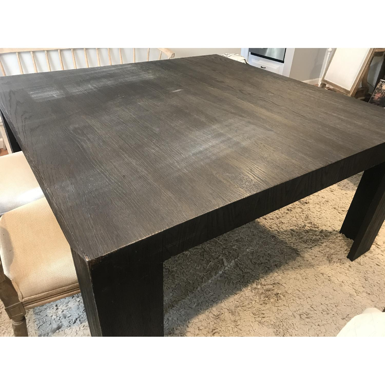 Restoration Hardware Machinto Square Dining Table - image-4