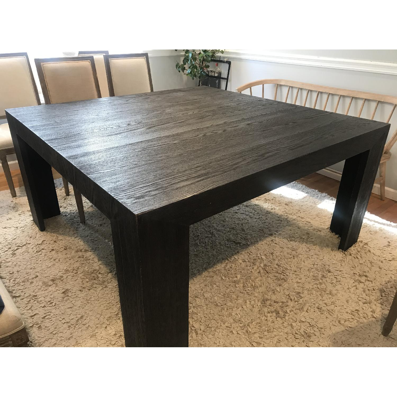 Restoration Hardware Machinto Square Dining Table - image-6