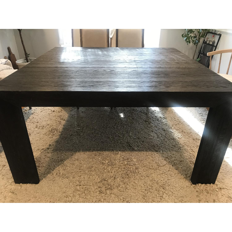 Restoration Hardware Machinto Square Dining Table - image-11