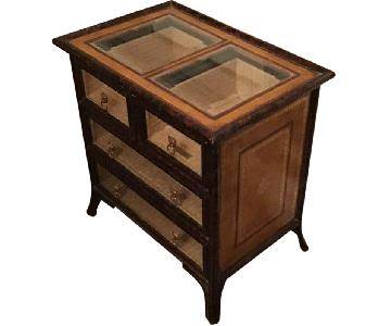 Maitland-Smith Curio Chest