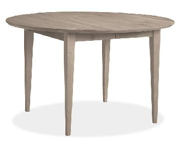 Room & Board Adams Round Extension Tables