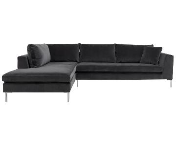 ABC Carpet and Home Cobble Hill Sectional Sofa