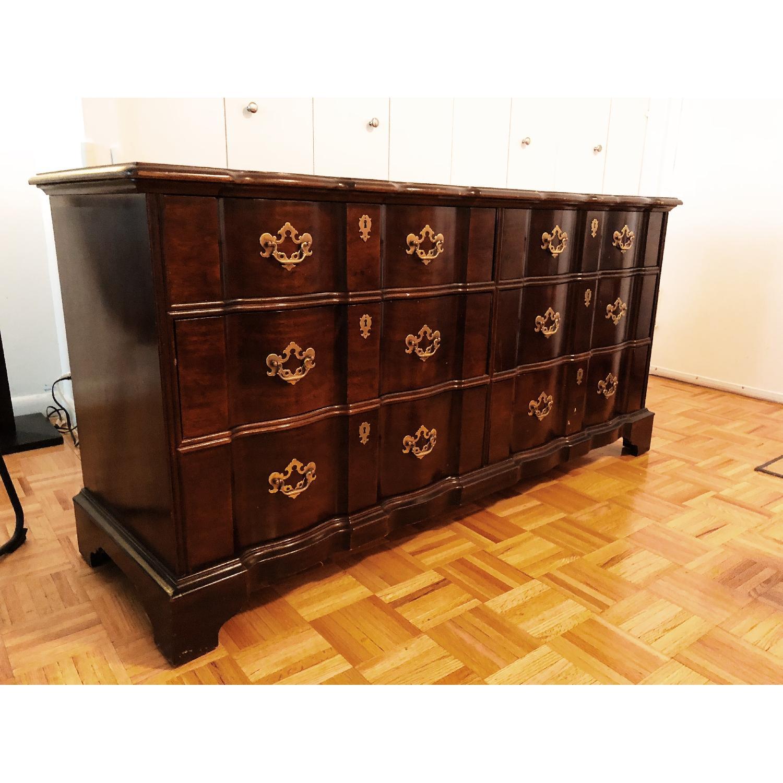 Henredon 6 Drawer Dresser