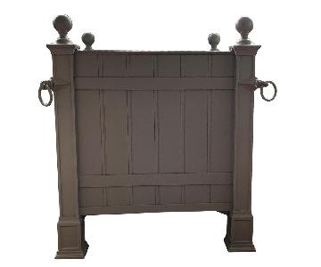 Restoration Hardware Versailles Panel Medium Planter