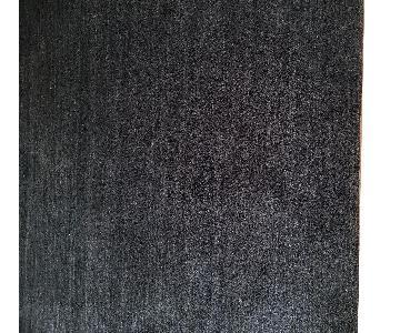 Chocolate Brown Wool Rug