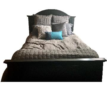 The Brick Queen Bed Frame
