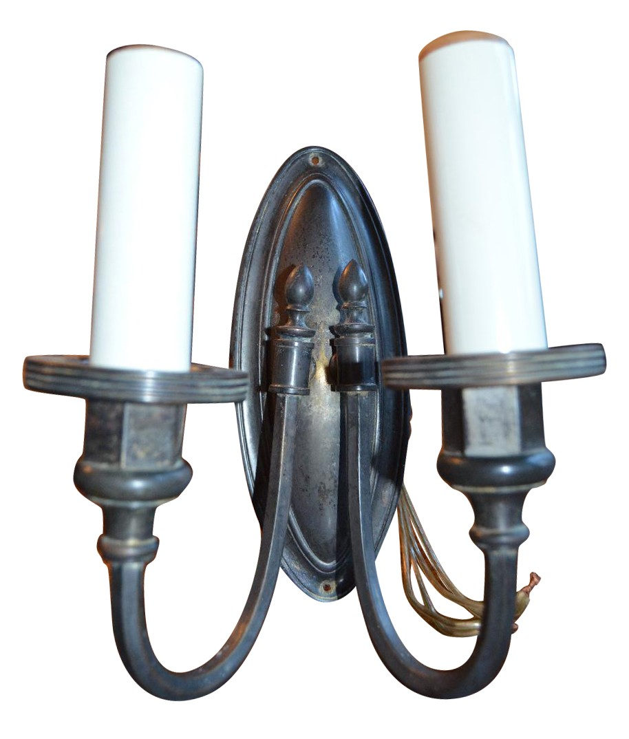 Vintage Metal Sconces