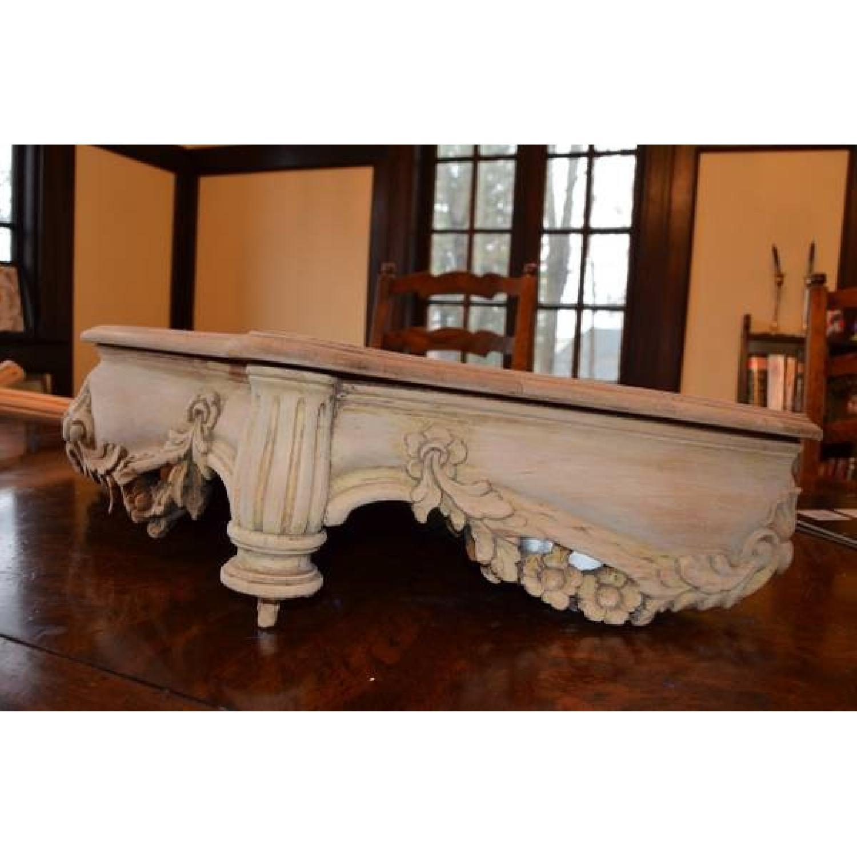 Antique Ornate Console Table-2