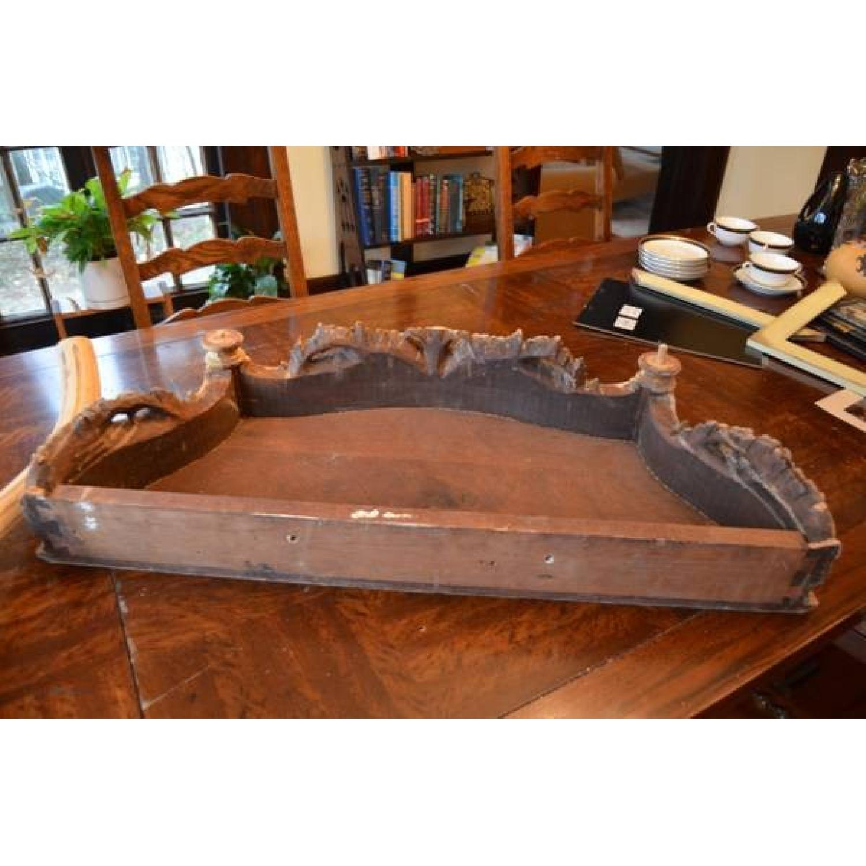 Antique Ornate Console Table-5
