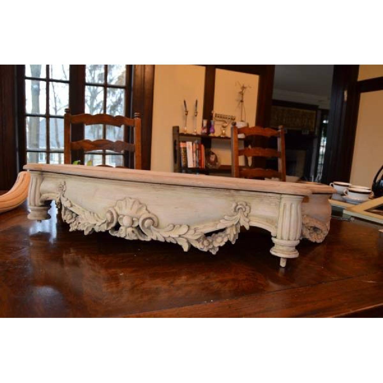 Antique Ornate Console Table-8