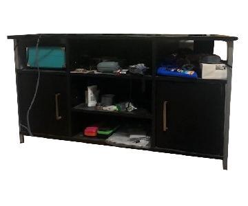 Entertainment Unit w/ Storage