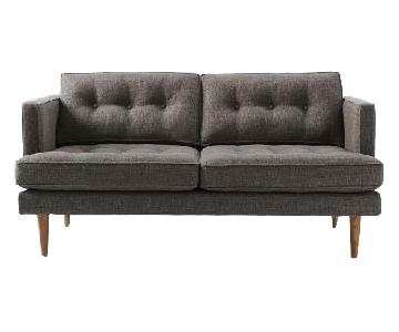 West Elm Peggy Loveseat