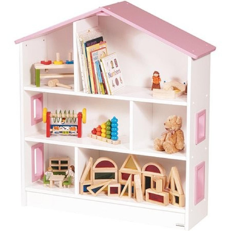 Guidecraft Dollhouse Bookcase
