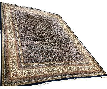 Vintage Traditional Turkish Rug