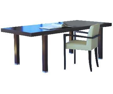 Ligne Roset 9-Piece Dining Set