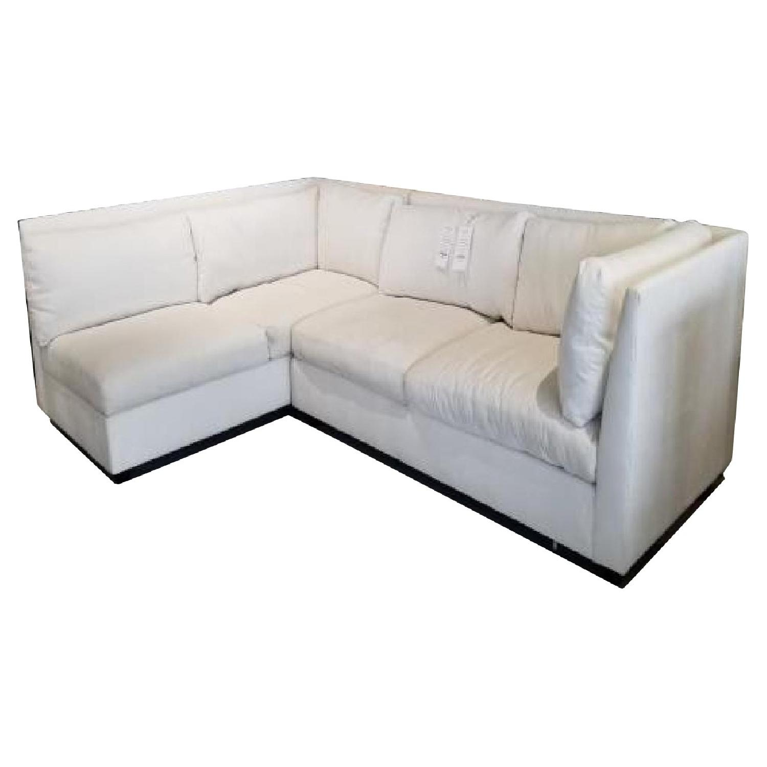 Mitchell Gold + Bob Williams Franco Sectional in Cason-White
