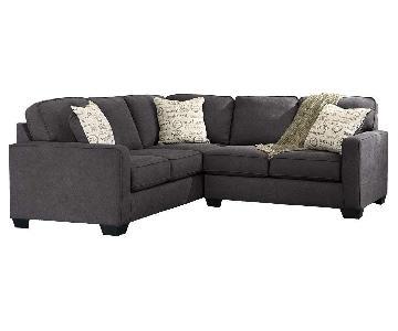 Ashley Alenya 2-Piece Sectional Sofa