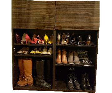 Ikea Bookshelf w/ Doors