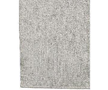 Restoration Hardware Lina Area Rug in Graphite