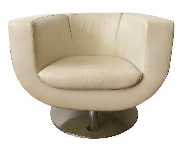 B&B Italia Jeffrey Bernett Design Tulip Chair